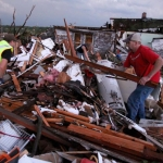 Joplin-MO Tornado Damage Aug 2011