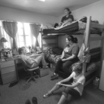 St. Louis Christian College Dorm Room